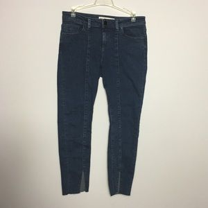 ASOS Skinny Jeans cropped with front slits
